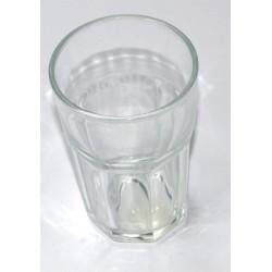 Glas Ø7,5cm Höjd 12cm