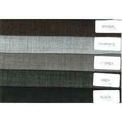 Tyg/möbeltyg brown, graphite, lt. grey, grey, black