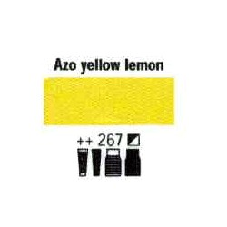 Acrylfärg Azo yellow lemon nr 267