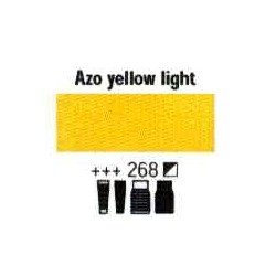 Acrylfärg Azo yellow light nr 268