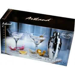 Dry martiniset