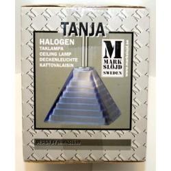 Halogen taklampa/lampor Tanja