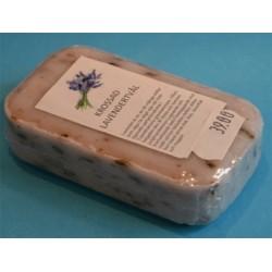 Provance 1-pack krossad lavendelblommstvål