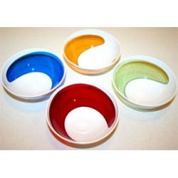 Plastskål