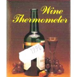 Vin termometer