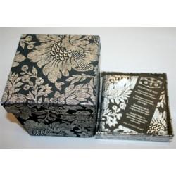 Box Silver Liten 15x15x14cm