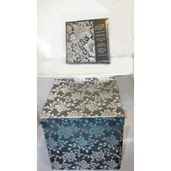 Box Silver Stor 33x33x32cm