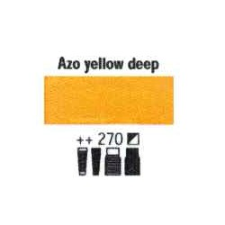 Acrylfärg Azo yellow deep nr 270