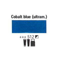 Acrylfärg Cobalt blue nr 512