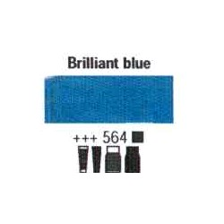 Acrylfärg Brilliant blue nr 564