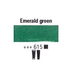Acrylfärg Emerald green nr 615
