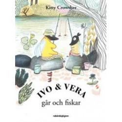 Ivo och Vera går och fiskar