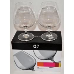 2pk cognac glas 66cl