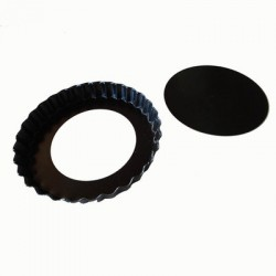 Minipajform med löstagbar botten 12cm i diameter