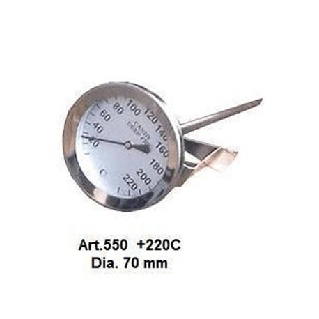 Hushållstermometer 0-220gr
