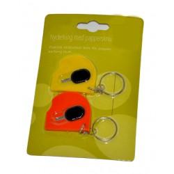 2-pack nyckelring med papperskniv