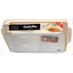 Lunchbox 0.6L 18x12x4,5 cm
