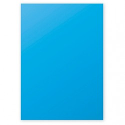 50stk A4 120gr blå caribbien för ink inkjet laser 4211