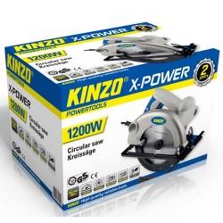 Kinzo Cirkelsåg 1200W