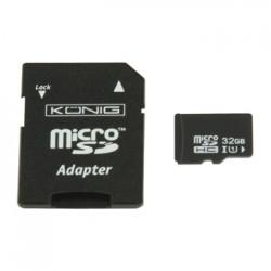 MicroSDHC-minneskort Klass 10 32 GB