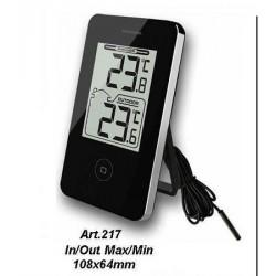 Inne ute termometer