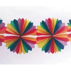 Blommgirlang längd 3meter flamsäker