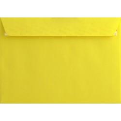 5stk C4 Färg (gul) med remsa