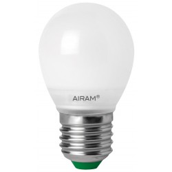 Airam Decor LED Klotlampa, opal