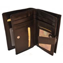 Plånbok i kalvskinn
