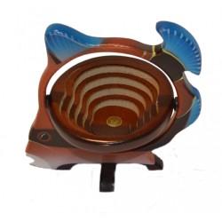 Miniskål Fisk 15x15cm