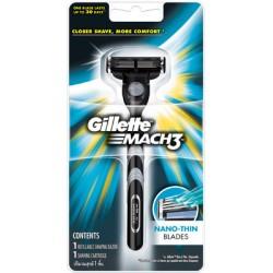 Gillette Mach3 rakhyvel