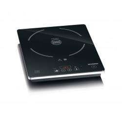 Severin KP 1071 Induktionshäll Effektiv kokplatta Det effektivaste sättet att laga mat på är på en induktionshäll.