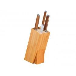 Knivblock bambu