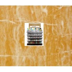 Dekorplast självhäftande vinylfolie gulmelerat