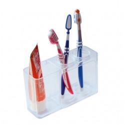 Tandkräm/tandborsthållare