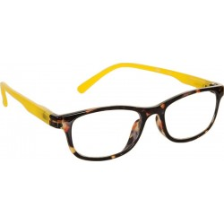Läsglasögon 2329 brunmelerad/mango