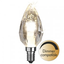 Star Trading LED-LAMPA E14 C35 DIAMOND 361-01