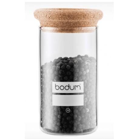 Bodum - Yohki glasburk med korklock 0,25L