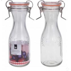 Glasflaska för konservering 550ml