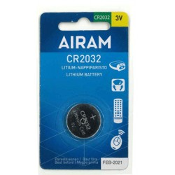 2032 Batteri till hushålsvåg m.m