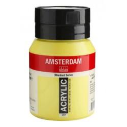 Amsterdam acrylfärg 500ml 267 citron