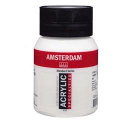 Amsterdam acrylfärg 500ml Pearl White 817