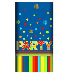 "Duk, papper 120 cm x 180 cm ""New Party"" lackat"