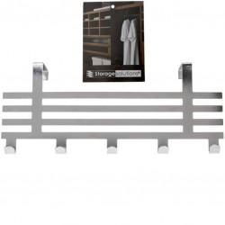 Över dörren hängare med 5 krokar 33x13.5cm