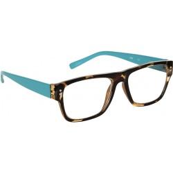 Läsglasögon 4.00 Brunmelerad (Art 2335)