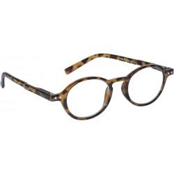 Läsglasögon 4.00 Brunmelerad (Art 2283)