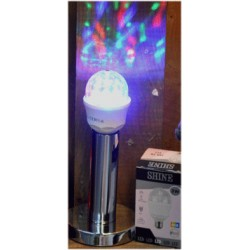 Disco lampa led 3W E27