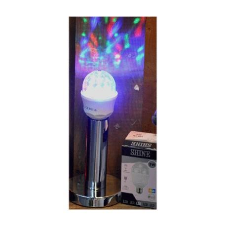 Disco lampa led 3W E27