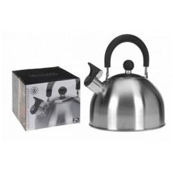 Te kaffe kanna i stål 2,5L