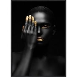 Poster 30x40 Gold finger